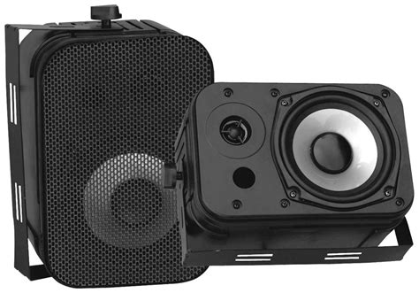 Best Boat Stereo And Speakers by 2017 S Best Deal On Pyle Pdwr40b Marine Speakers