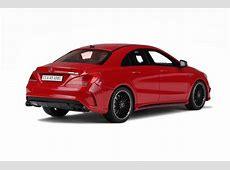 GT Spirit MercedesBenz CLA45 AMG Jupiter Red GT031