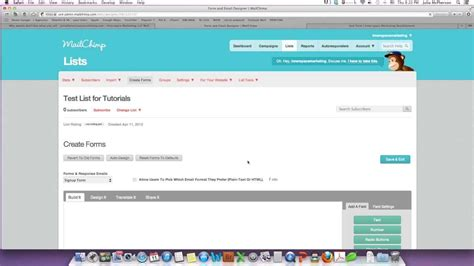 code for pretty horizontal mailchimp signup form how to make a horizontal mailchimp web form for