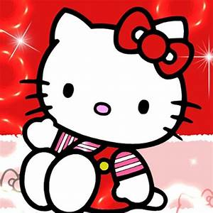 Red Hello Kitty Wallpapers Wallpaper Cave