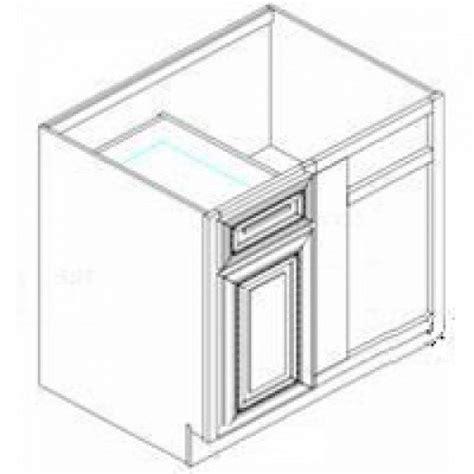kitchen blind corner cabinet bblc36 39 base blind corner cabinet kitchen cabinets