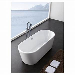 jenna 59quot small soaking bathtroom tub acrylic construction With what is it small soaking tub edition