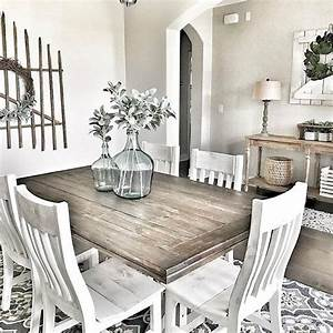 French, Country, Dining, Room, Table, Decor, Ideas, -, Decoratorist