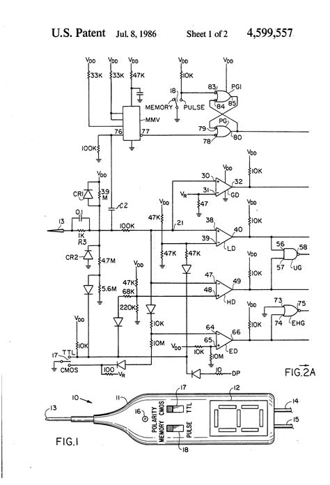 Ttl Cmos Logic Levels ~ electronic circuit diagram