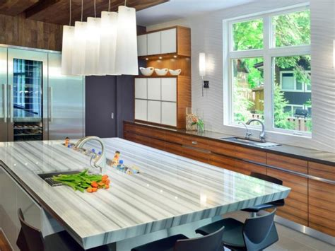 trends  novelties unusual kitchen countertops