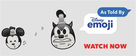 Steamboat Emoji by Disney Emoji Disney Characters
