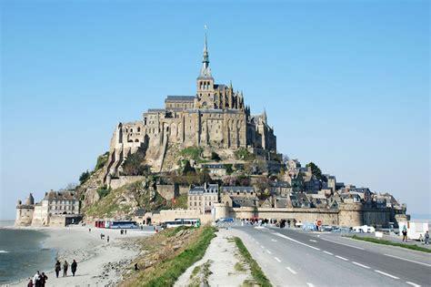 mont michel visites guid 233 es en bretagne normandie
