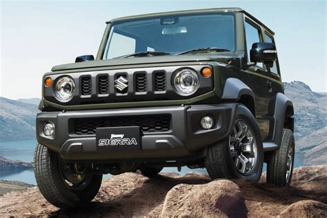 Jimny Suzuki by Suzuki Jimny 2019 Performance And Safety Specifications