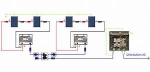 Kit Panneau Solaire Autoconsommation : kit solaire autoconsommation 1000w avec micro onduleurs ~ Premium-room.com Idées de Décoration