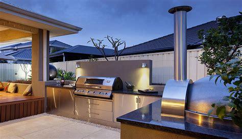 amenagement cuisine exterieure cuisine extérieure 10 idées pour aménager une cuisine