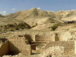 Ruins Of Jericho  This Is The City Where Joshua Supposedly Circled Around The Walls 7 Times In