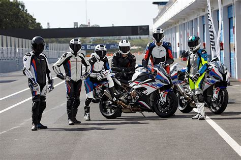 Bmw Motorrad Presents Highly-customizable Prorace Suit For