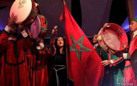 Moroccan Celebrities Gathered For Granftourismo By Nissan