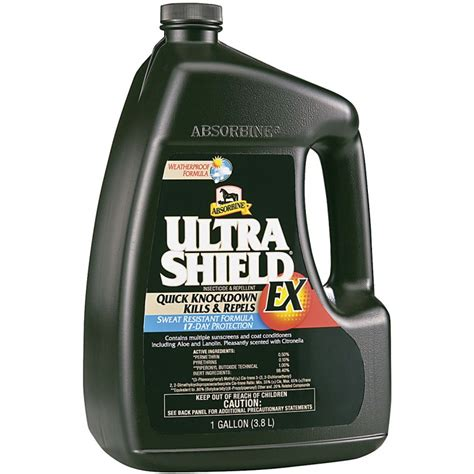 ultrashield  fly repellent gallon