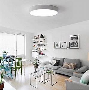 Lampen Wohnzimmer Decke : moderne minimalistische led deckenleuchten runden das schlafzimmer wohnzimmerlampe kreative ~ A.2002-acura-tl-radio.info Haus und Dekorationen