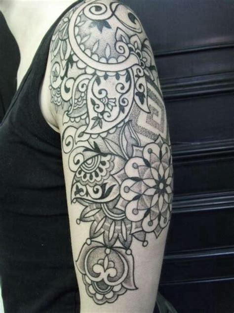 paisley tattoo ink pinterest sleeve tattoo sleeves
