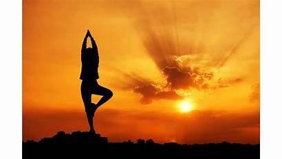 Yoga Sunset Wallpapers 4k Desktop Backgrounds India