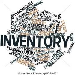 Inventory Management Clip Art