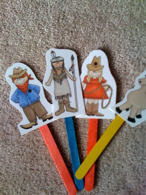 rodeo crafts for preschoolers 1000 images about thema idianen on 364