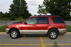Sell Used 2002 Mercury Mountaineer No Reserve  By Original