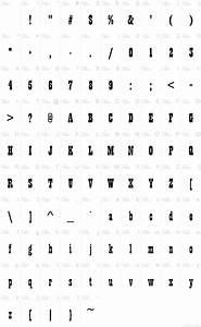 Playbill font