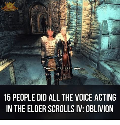 The Elder Scrolls Memes - 25 best memes about elder scrolls iv oblivion elder scrolls iv oblivion memes
