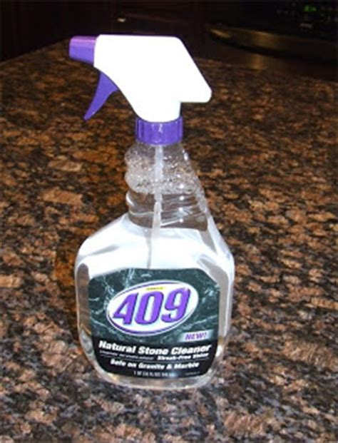 safe granite countertop cleaner home construction