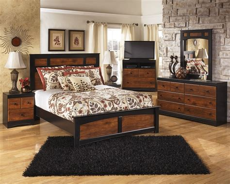 aimwell collection ashley  bedroom set
