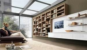 Bücherregal Modernes Design : praktisches b cherregal f r zuhause ~ Sanjose-hotels-ca.com Haus und Dekorationen