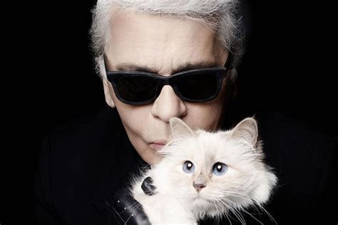 karl lagerfelds pet cat choupette     soft toy