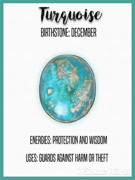 turquoise birthstone meaning gemstone meanings find out the significance of your