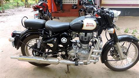 Royal Enfield Classic 350 Photo by Royal Enfield 350 Classic Black Colour Photos Hobbiesxstyle