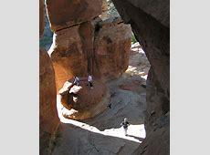 Short Hiking Trails Colorado National Monument US