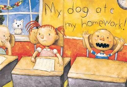 David Shannon Trouble Gets Goes Literature Children
