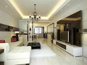 Moderne Wohnungseinrichtung Ideen : inneneinrichtung im modernen high tech stil ~ Markanthonyermac.com Haus und Dekorationen