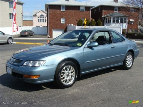cardiff blue green pearl 1999 acura cl 3 0 exterior photo