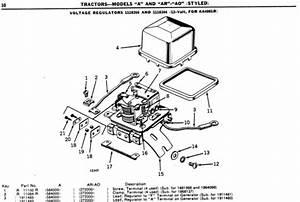 1951 John Deere Model A Genera