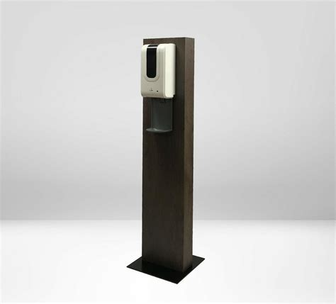 Automatic Hands Free Sanitizer Station Sanitizer Stand ...