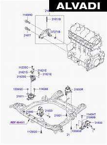 Hyundai Santum Fe Engine Mount Diagram
