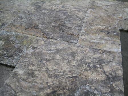 avanos onyx chiseled brushed versailles pattern travertine