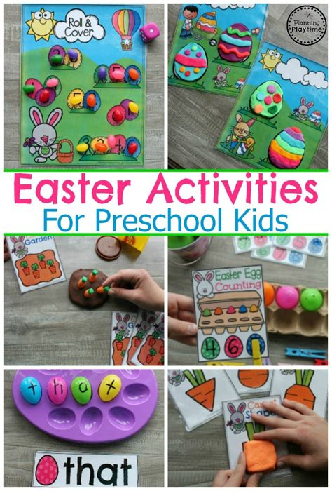 easter worksheets planning playtime 326 | Easter Activities for Preschool
