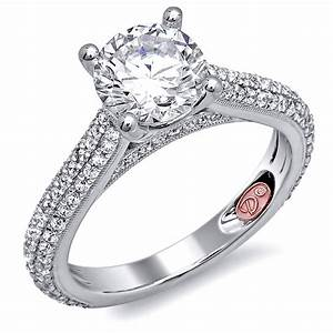 designer engagement ring demarco bridal jewelry official With designer wedding ring