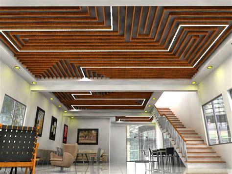 inspirasi plafon rumah minimalis  bisa