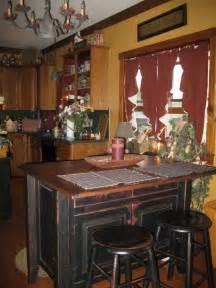 primitive kitchen island primitive kitchen kitchens dining rooms