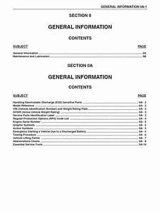 2002 Isuzu Npr Service Manual
