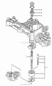 Husqvarna Tuff Torq K55j Transaxle Parts Diagram For Pump