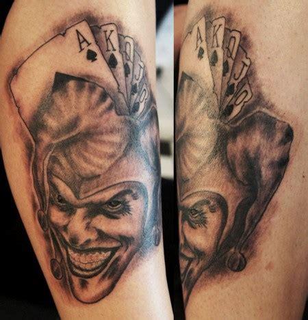 kiez tattoo joker tattoos von tattoo bewertungde