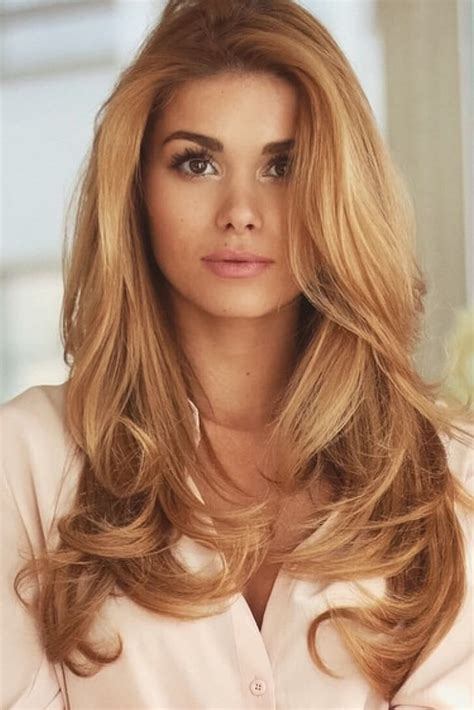 50 Of The Most Trendy Strawberry Blonde Hair Colors For