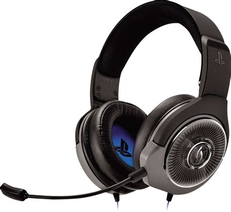 gaming headset ps4 test best buy afterglow ag 6 wired stereo gaming headset for ps4 black 051 077 na bk