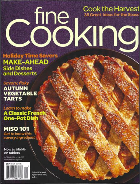 cuisine magazine cooking magazine great finds oct nov 2014 wondergrain